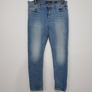 Lucky Brand ankle skinny jeans